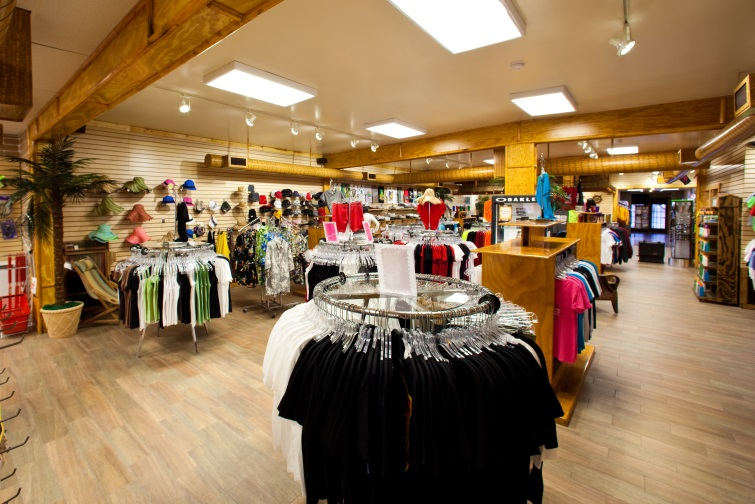 Store - Inside