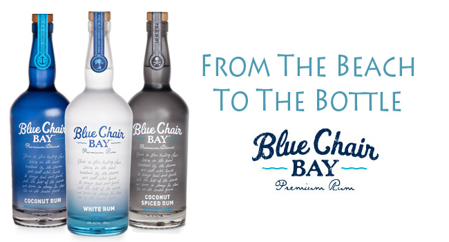Kenny Chesney Blue Chair Rum