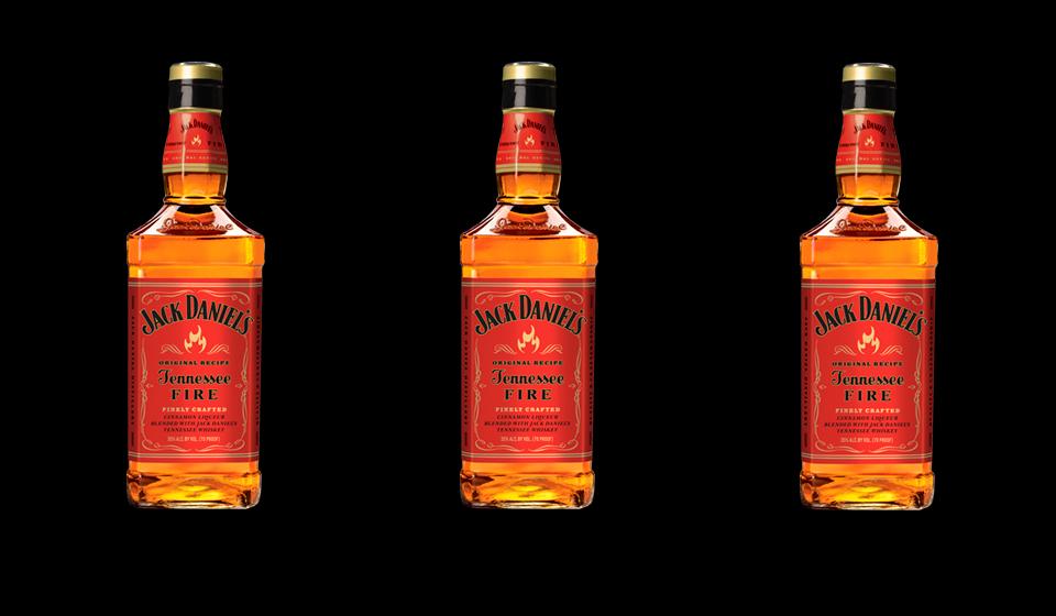 jack daniels tennessee fire whiskey