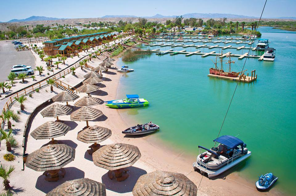 Pirate Cove Resort – Best Resort on the Colorado River
