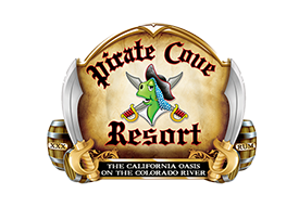 Pirate Cove Resort Logo