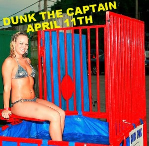 DUNK THE CAPTAIN ON WEBSITE PHOTO