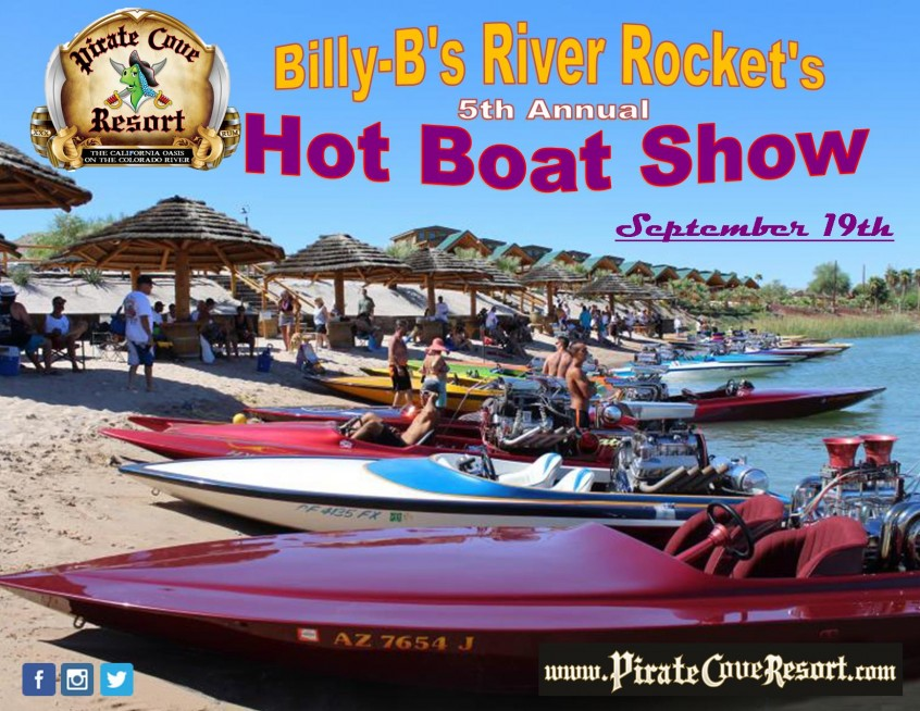 hot boat show