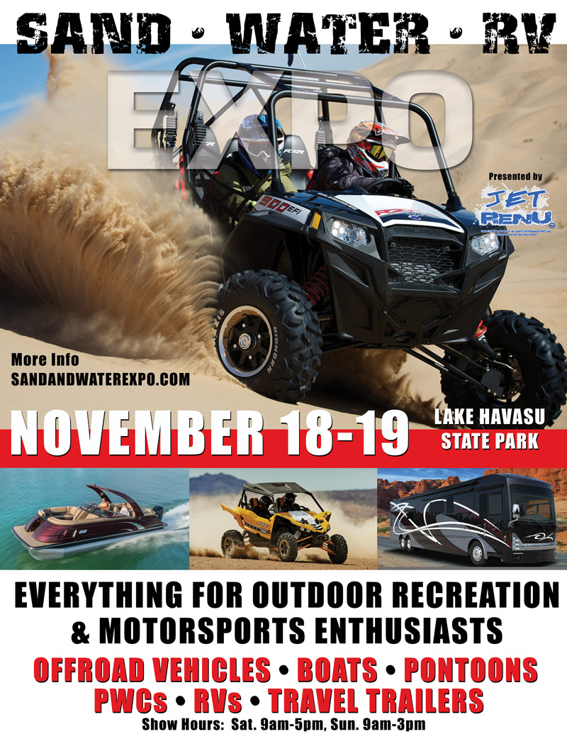 Sand Water RV Expo 2017